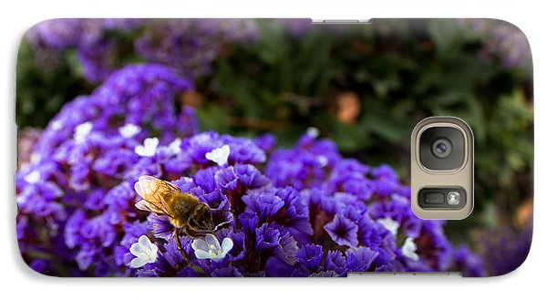 Galaxy Case featuring the photograph Just A Quick Stop by Lora Lee Chapman