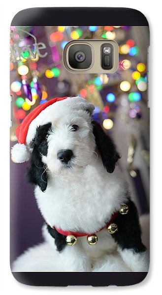 Galaxy Case featuring the photograph Just Believe by Linda Mishler