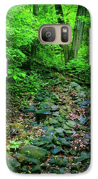 Galaxy Case featuring the photograph Just Breath by Laura DAddona