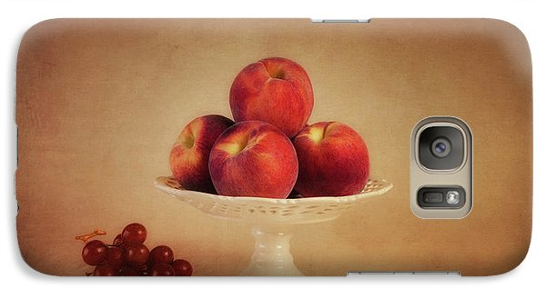 Just Peachy Galaxy S7 Case