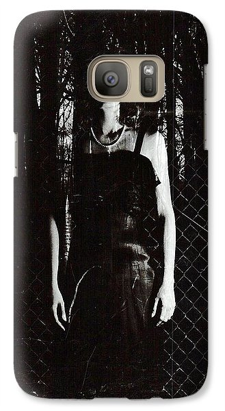 Galaxy Case featuring the photograph Just Waiting by James McAdams