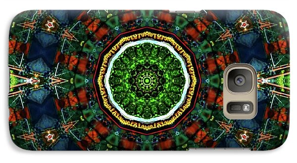 Galaxy Case featuring the digital art Ka061516 by David Lane