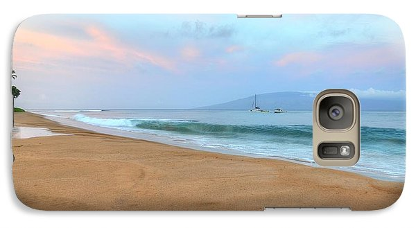 Galaxy Case featuring the photograph Ka'anapali Delight  by Kelly Wade