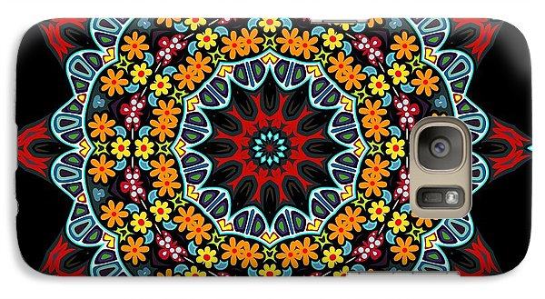 Galaxy Case featuring the digital art Kali Kato - 12 by Aimelle