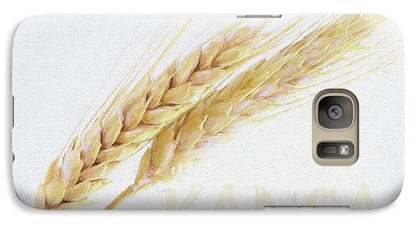 Galaxy S7 Case featuring the digital art Kansas by JC Findley
