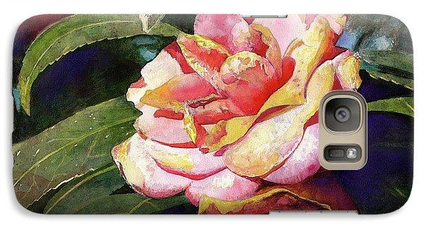Karma Camellia Galaxy S7 Case