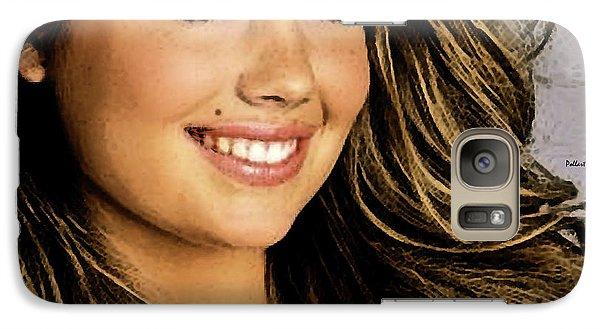 Kate Upton Galaxy S7 Case