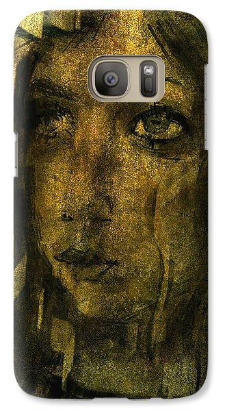 Galaxy Case featuring the digital art Kayleigh by Jim Vance