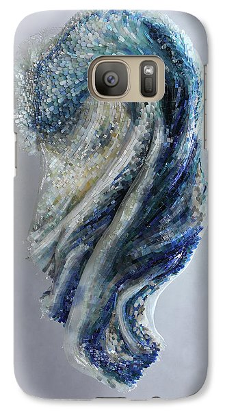 Turkey Galaxy S7 Case - Kaynak by Mia Tavonatti