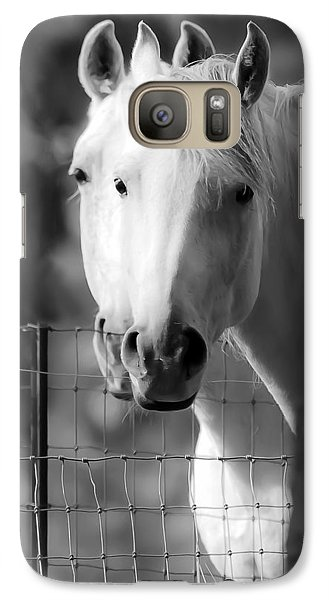 Galaxy Case featuring the photograph Keeping Their Eyes On Us D3126 by Wes and Dotty Weber
