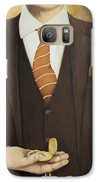Keeping Time Galaxy S7 Case by Patrick Kelly