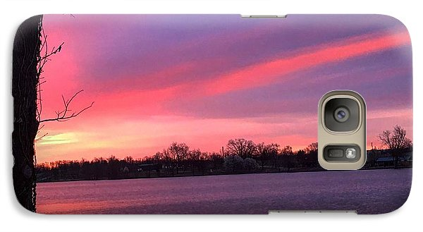 Galaxy Case featuring the photograph Kentucky Dawn by Sumoflam Photography