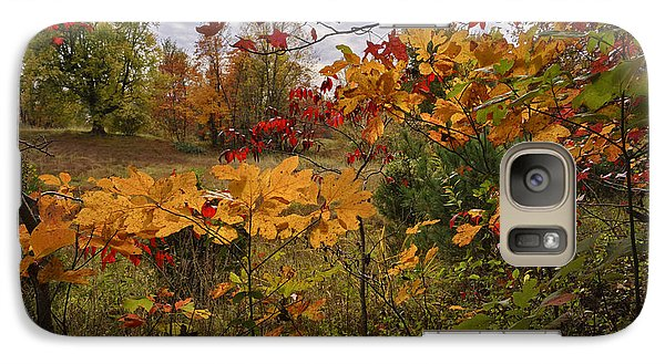 Galaxy Case featuring the photograph Kentucky Fall Colors by Wendell Thompson