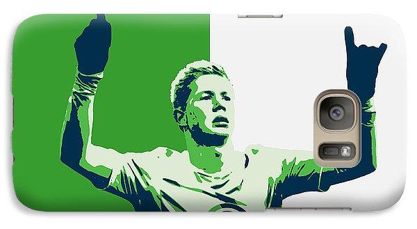 Kevin De Bruyne Galaxy S7 Case by Semih Yurdabak