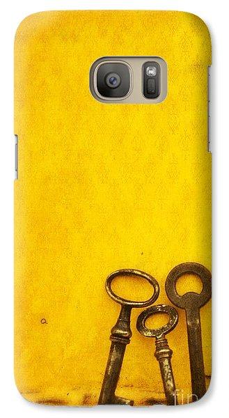 Key Family Galaxy S7 Case
