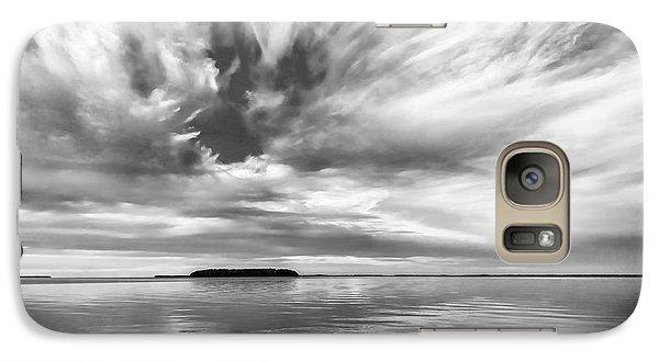 Key Largo Sunset Galaxy S7 Case