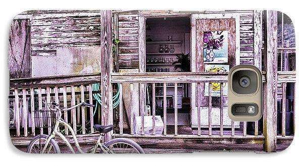 Key West Flower Shop Galaxy S7 Case