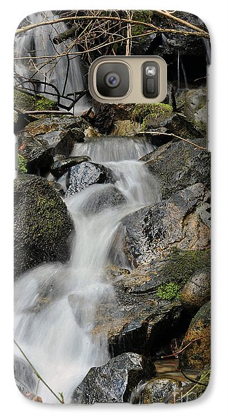 Galaxy Case featuring the photograph Keystone by Rod Wiens