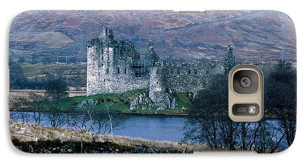Kilchurn Castle, Scotland Galaxy S7 Case