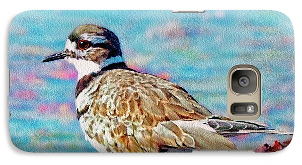 Killdeer  Galaxy S7 Case by Ken Everett