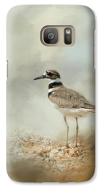 Killdeer On The Rocks Galaxy S7 Case