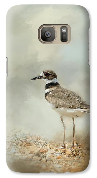 Killdeer On The Rocks Galaxy S7 Case by Jai Johnson