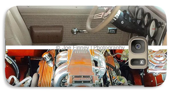Galaxy Case featuring the photograph Killeen Texas Car Show - No.2 by Joe Finney