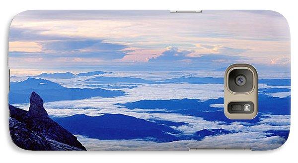 Kinabalu Panorama Galaxy S7 Case
