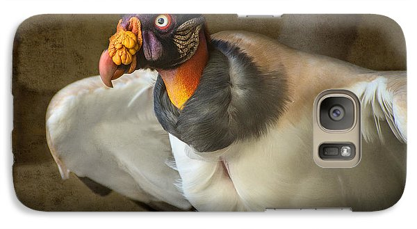 King Vulture Galaxy S7 Case by Jamie Pham