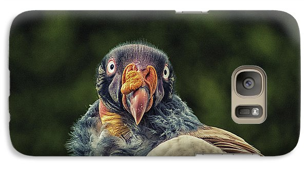 King Vulture Galaxy S7 Case by Martin Newman