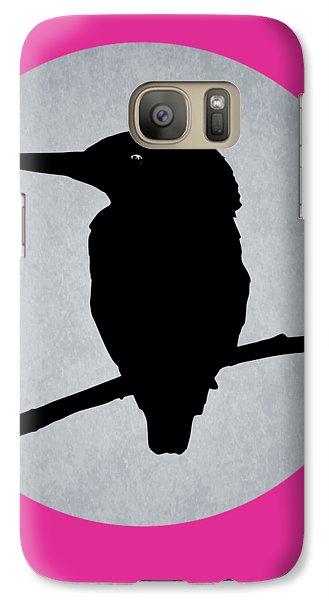 Kingfisher Galaxy S7 Case - Kingfisher by Mark Rogan