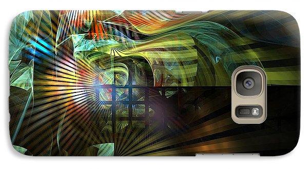 Galaxy Case featuring the digital art Kings Ransom by NirvanaBlues