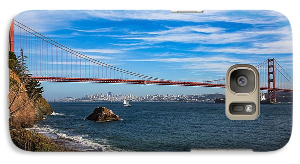Galaxy Case featuring the photograph Kirby Cove by Kim Wilson