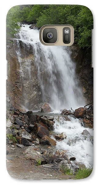 Klondike Waterfall Galaxy S7 Case