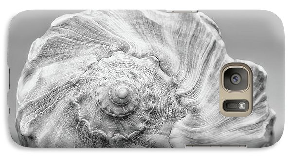 Galaxy Case featuring the photograph Knobbed Whelk by Benanne Stiens