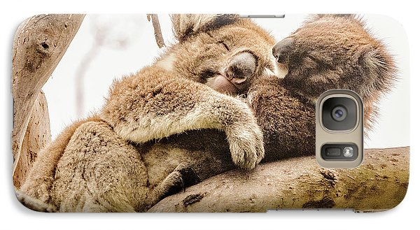 Koala 5 Galaxy S7 Case by Werner Padarin
