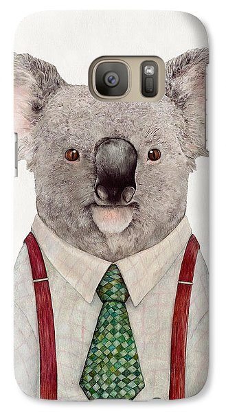 Koala Galaxy S7 Case by Animal Crew