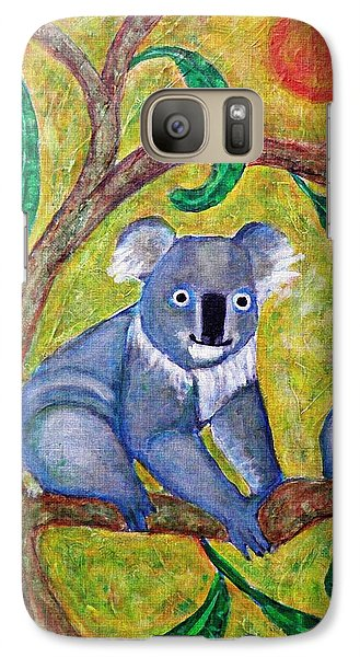 Koala Sunrise Galaxy S7 Case