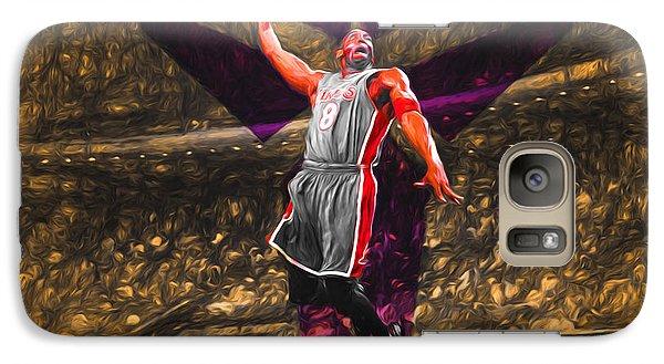 Kobe Bryant Black Mamba Digital Painting Galaxy S7 Case