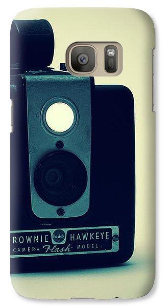 Kodak Brownie Galaxy S7 Case by Bob Orsillo