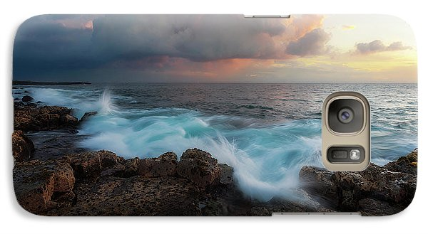 Galaxy Case featuring the photograph Kona Gold by Ryan Manuel