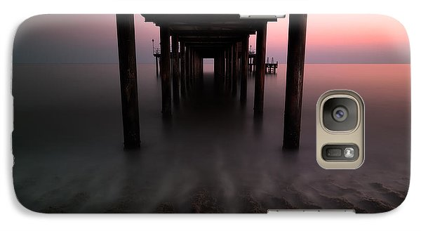 Turkey Galaxy S7 Case - Konakli Pier by Tor-Ivar Naess