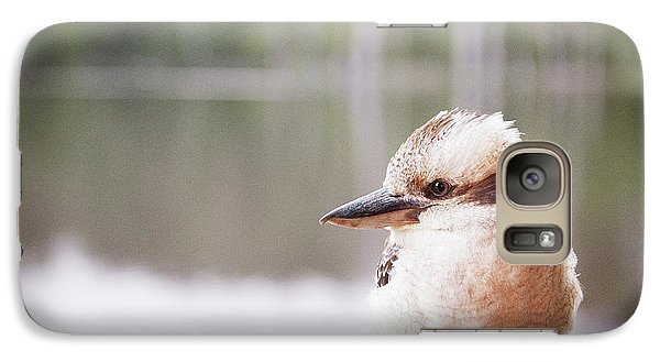 Galaxy Case featuring the photograph Kookaburra by Ivy Ho
