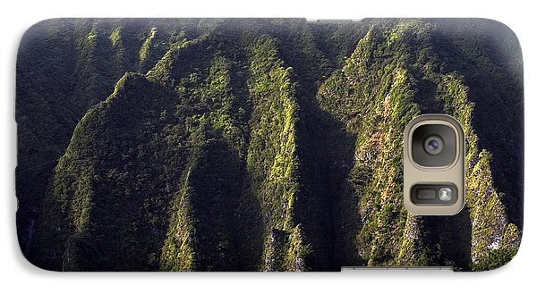 Koolau Range, Oahu Galaxy S7 Case