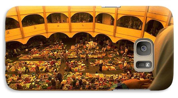Kota Bahru Indoor Market Galaxy S7 Case