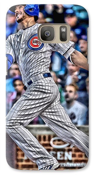 Kris Bryant Chicago Cubs Galaxy S7 Case