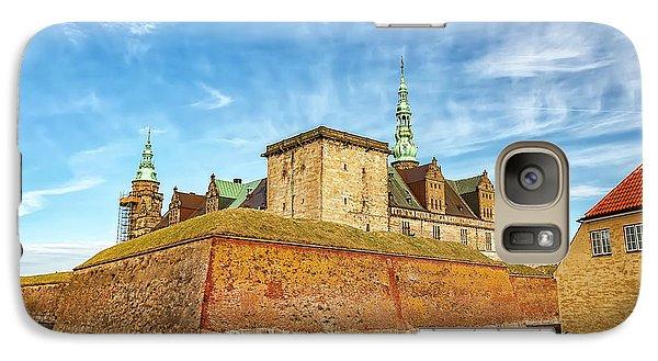 Galaxy Case featuring the photograph Kronborgsslott In Helsingor by Antony McAulay