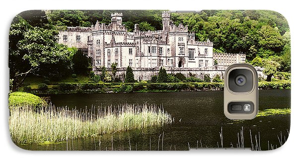 Kylemore Abbey Victorian Ireland Galaxy S7 Case