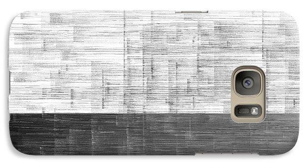 L19-7 Galaxy S7 Case by Gareth Lewis