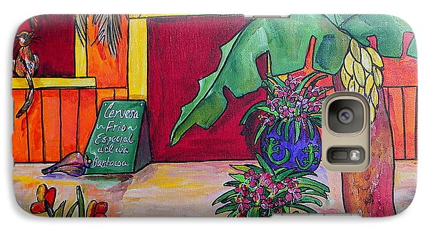 La Cantina Galaxy S7 Case by Patti Schermerhorn